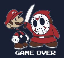 Mario the 13th by the-other-mike