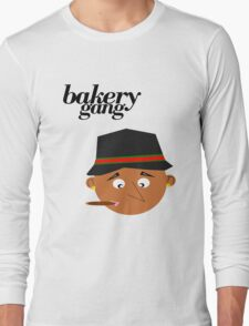 "Bakery Gang special  edition ""Bucket Low"" Long Sleeve T-Shirt"