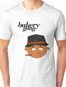 "Bakery Gang special  edition ""Bucket Low"" Unisex T-Shirt"