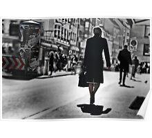 madame de bâle Poster