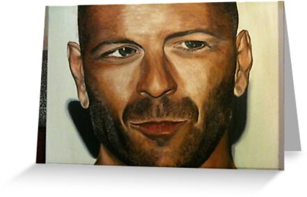 Bruce Willis by treitl13