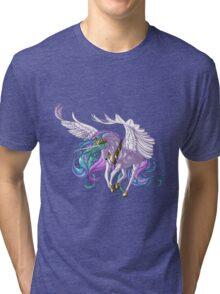 Dear Princess Celestia... Tri-blend T-Shirt