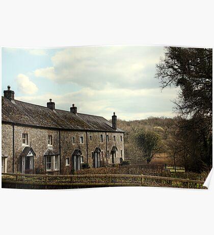 Crom Estate Cottages Poster