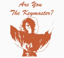 Are You The Keymaster?? by Rachel Miller