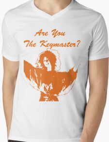 Are You The Keymaster?? Mens V-Neck T-Shirt