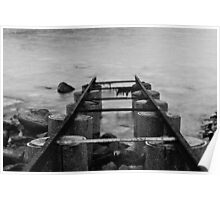 Blackmans Bay Boat Ramp Poster