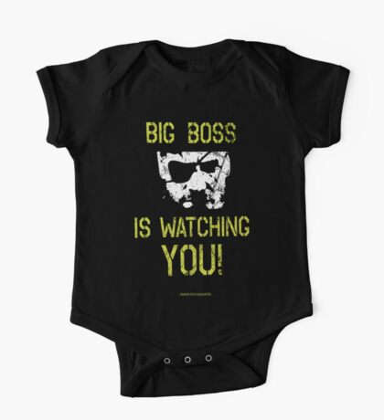 B. B. is watching you! One Piece - Short Sleeve