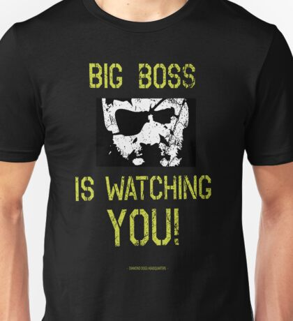 B. B. is watching you! Unisex T-Shirt
