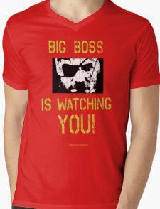 B. B. is watching you! Mens V-Neck T-Shirt
