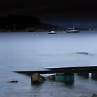 Blackmans Bay Boat Ramp 2 by nickgreenphoto