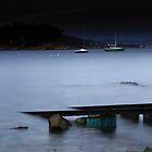 Blackmans Bay Boat Ramp 2 by nickgreenphoto