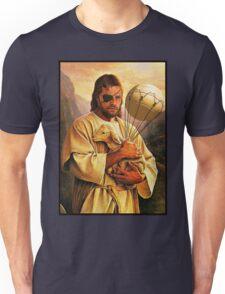 Venom Jesus Snake - parody Unisex T-Shirt