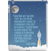 A Forgotten Corner of the Universe iPad Case/Skin