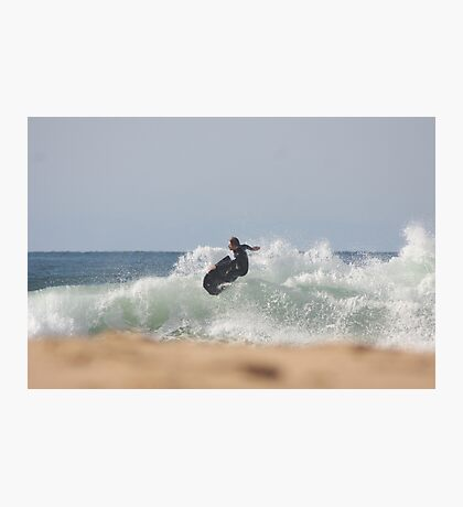 Drop Knee Floater Photographic Print