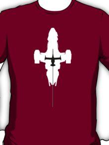 Serenity and the Swordfish T-Shirt