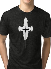 Serenity and the Swordfish Tri-blend T-Shirt