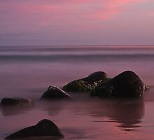 Pink Rocks by nickgreenphoto
