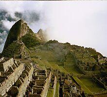 Machu Picchu by Whitty