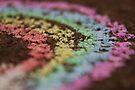 Rainbow Blur by Amy Dee