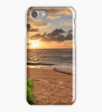 Sunrise In Kapaa iPhone Case/Skin