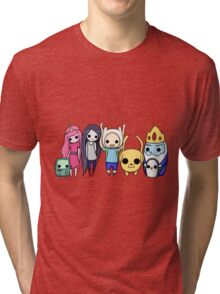 Mini Time! Tri-blend T-Shirt