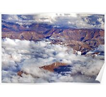 Chile - Los Andes Mountain Poster