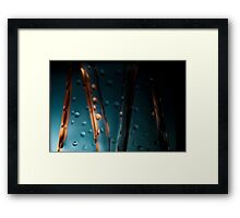 Ode to glass (4) Framed Print