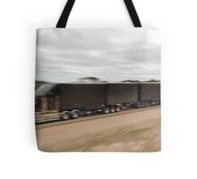 Semi Blur Tote Bag