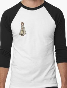 Once Upon A Time Spinner Rumplestiltskin Desperate Souls Men's Baseball ¾ T-Shirt