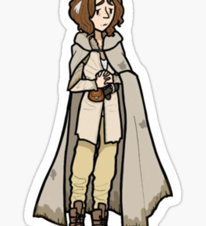Once Upon A Time Spinner Rumplestiltskin Desperate Souls Sticker