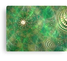 Beneath the Emerald Sea Canvas Print