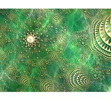 Beneath the Emerald Sea Photographic Print