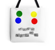 Faga Beefe? Time for some Midnight Madness!  Tote Bag