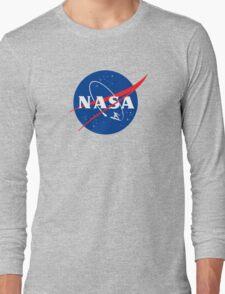 NASA Surfer Long Sleeve T-Shirt