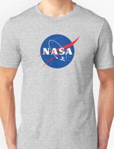 NASA Surfer Unisex T-Shirt