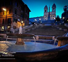 Spanish Steps by Cauchy Productions