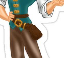 Flynn Rider Sticker