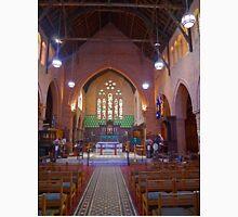 Christ Church Cathedral, Grafton, NSW, Australia (interior) Unisex T-Shirt