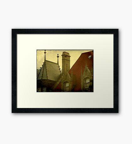 Victorian Era © Framed Print