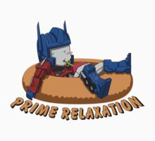 Prime Relaxation Kids Clothes
