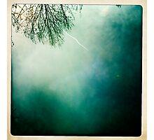 water mirror Photographic Print