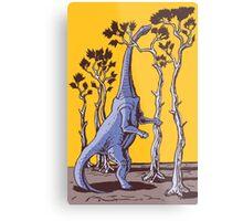 Reaching the Tree Tops Metal Print