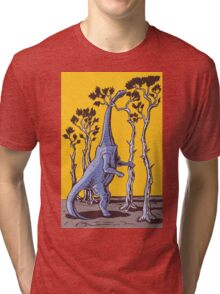 Reaching the Tree Tops Tri-blend T-Shirt