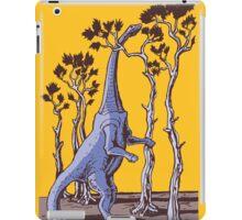 Reaching the Tree Tops iPad Case/Skin