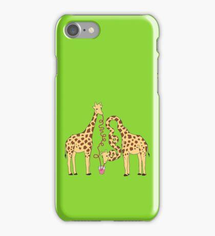 Crazy Straw iPhone Case/Skin