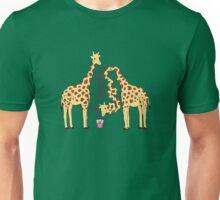 Crazy Straw Unisex T-Shirt