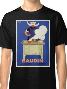 Leonetto Cappiello Affiche Baudin Cappiello Classic T-Shirt