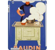 Leonetto Cappiello Affiche Baudin Cappiello iPad Case/Skin