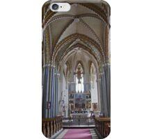 Inner City Parish Church, Budapest, Hungary, interior iPhone Case/Skin