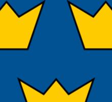 Swedish Air Force Insignia Sticker
